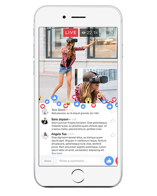 Buy FB Live Views