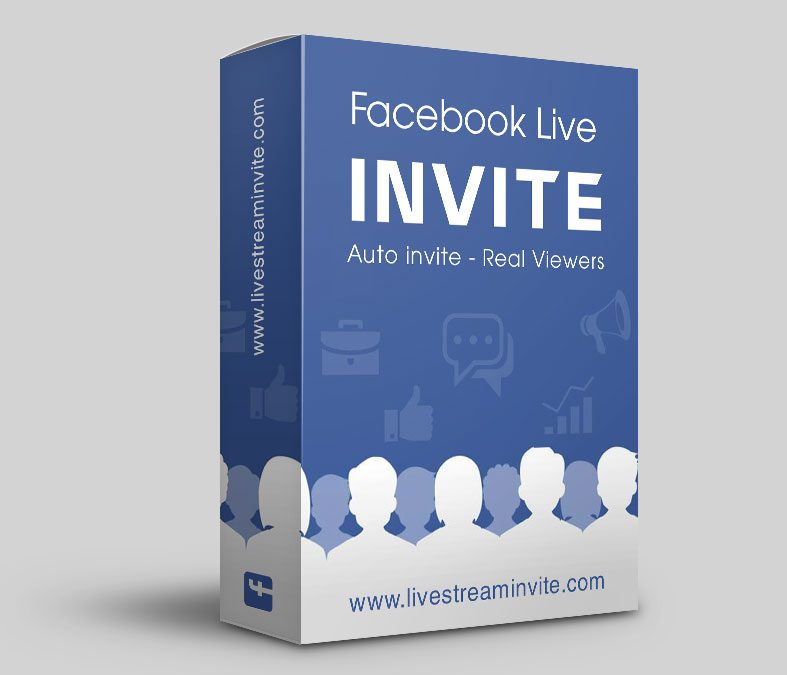 Invite Viewers Livestream Facebook