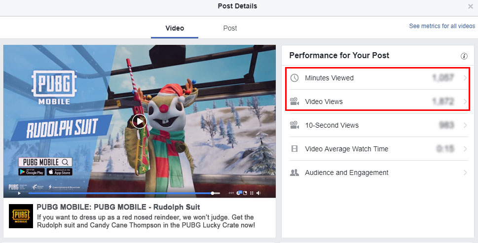 Increase views and minutes viewed for available videos or videos after the end of the livestream.