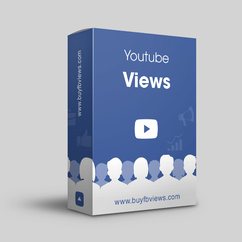 Real youtube video views